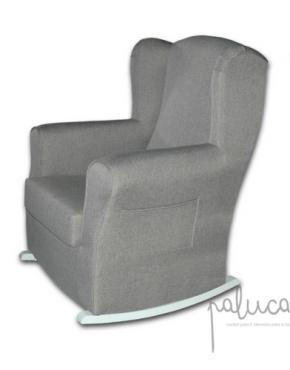 meta sillón lactancia gris