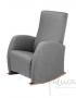 oria polipiel sillón lactancia